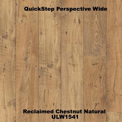 Quickstep Perspective wide Reclaimed Chestnut Natural ULW1541 JJP Flooring Company